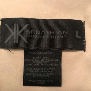 Kardashian Kollection Dresses - Kardashian Long sleeveless dress